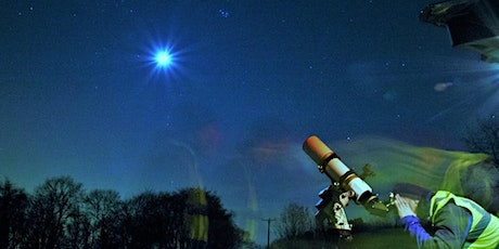 Winter Star Party - See the night sky through a telescope tickets