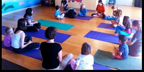 Family Yoga with Tracy tickets