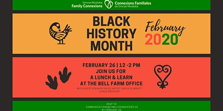 SMFC Black History Month Lunch & Learn tickets