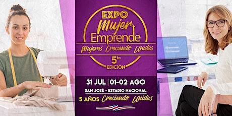 Expo Mujer Emprende 2020 entradas