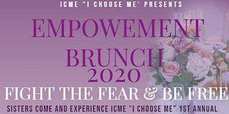 Fight the Fear Women's Empowerment Brunch tickets