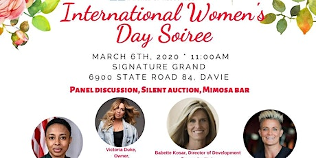 International Women's Day Soiree at Signature Grand tickets