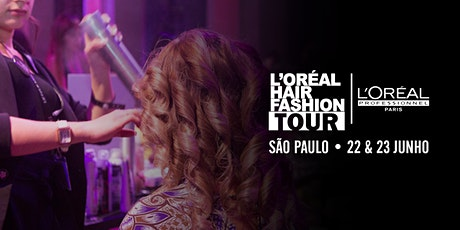 HAIR FASHION TOUR ingressos