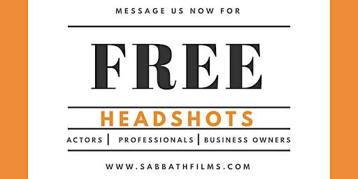 FREE Headshots Photography