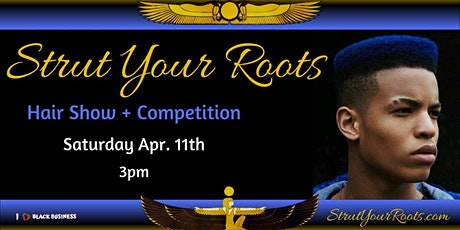 Strut Your Roots Hair Show tickets