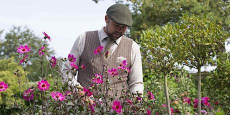 Talk by Steve Edney, Head Gardener of The Salutation, Sandwich tickets