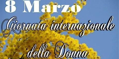 Domenica 8 Marzo - Festa della Donna - Milano biglietti