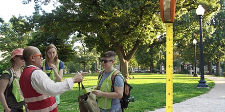 Citizen Science: Park Inventory at 3rd and I St. Park tickets