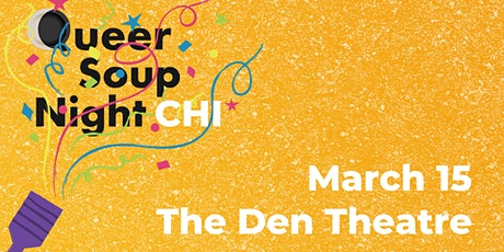 Queer Soup Night - Chicago tickets