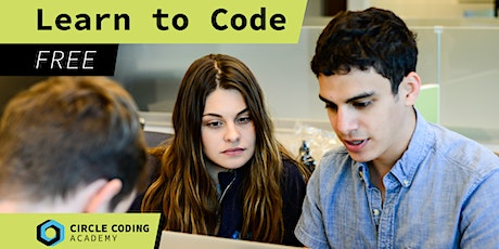 FREE Learn To Code Workshop| 03.09.20 | @ Circle Coding Academy tickets