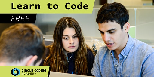 FREE Learn To Code Workshop| 03.09.20 | @ Circle Coding Academy