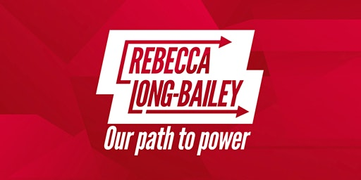 Rebecca Long-Bailey in Liverpool