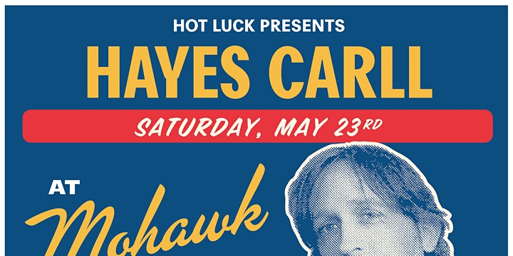 POSTPONED: Hayes Carll