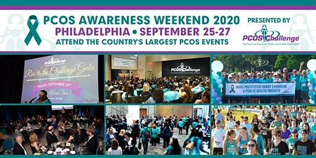 PCOS Awareness Weekend 2020 - Philadelphia tickets