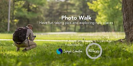 Photo Walk - Mont Royal/Jeanne Mance Park tickets