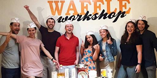 Bruges Waffle Workshop