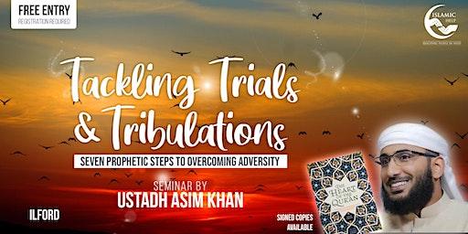 Tackling Trials & Tribulations - Ilford