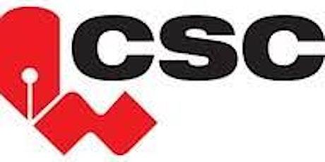 CSC Hamilton/Niagara Presents: Storm Water Management & Water Conservation tickets
