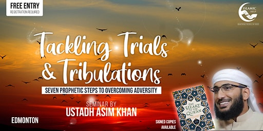 Tackling Trials & Tribulations - Edmonton