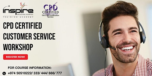 CPD Accredited Customer Service Workshop