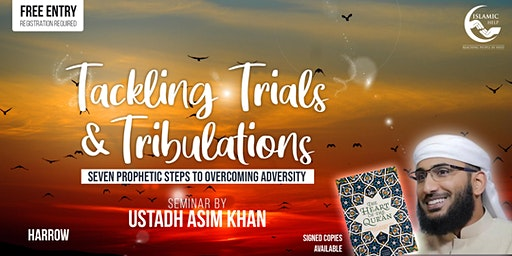 Tackling Trials & Tribulations - Harrow
