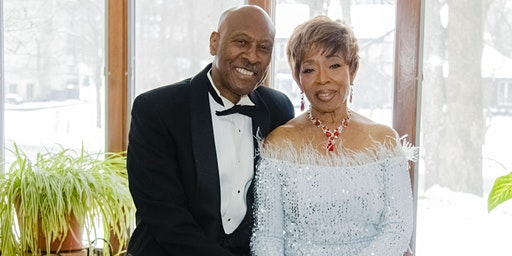 Dr. Barbara Jean & Pastor Richard D. McCreary's 40th Pastoral Anniversary