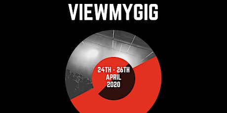 ViewMyGig Live Weekender - Burton UponTrent tickets