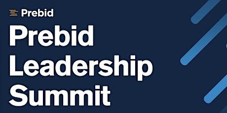 CANCELLED - Prebid Meetup and Leadership Summit: London - 30 April 2020 tickets
