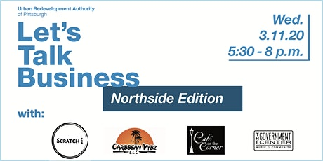 Let's Talk Business: Northside Edition tickets
