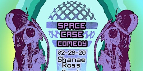 Space-Case Comedy With Spookadelia2!  tickets