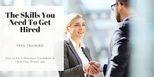 TRAINING: How to Land Your Dream Job (Career Workshop) Detroit, Michigan