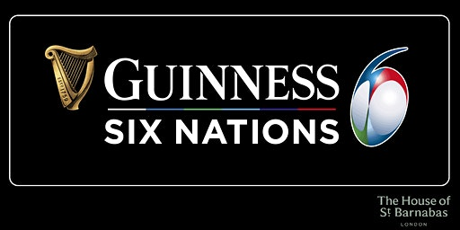 Six Nations at The House of St Barnabas - England vs Italy
