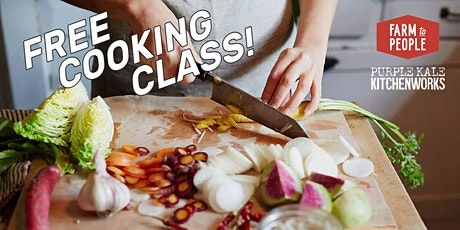 Cook On Your Feet: Making the Most of Your Ingredients tickets