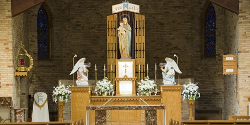 Mass with Eucharistic Healing Prayer Service, Anointing of the Sick