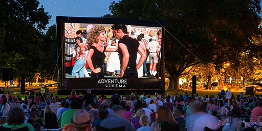 Grease Outdoor Cinema Sing-A-Long at Blaise Castle Estate in Bristol