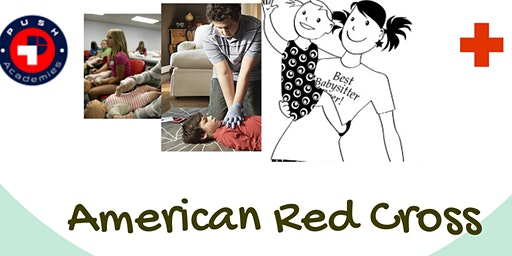 American Red Cross Babyitter Bootcamp with CPR Certification (Ages 11-15)