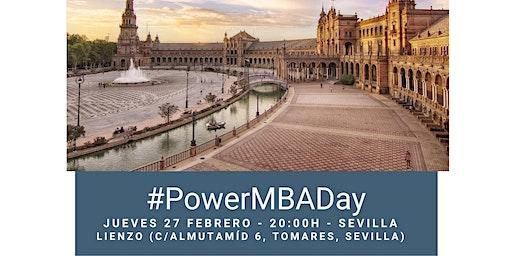 PowerMBA Day - PowerEvento!! 27 febrero Sevilla ✔No puedes faltar!