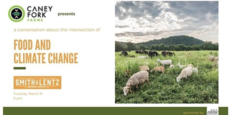Food and Climate Change tickets