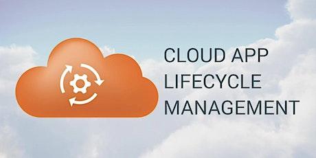 Cloud App Lifecycle Management Workshop tickets