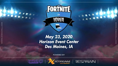 Fortnite in Iowa 2020 tickets