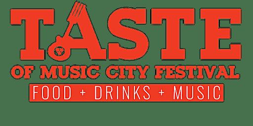 TASTE OF MUSIC CITY - 2020