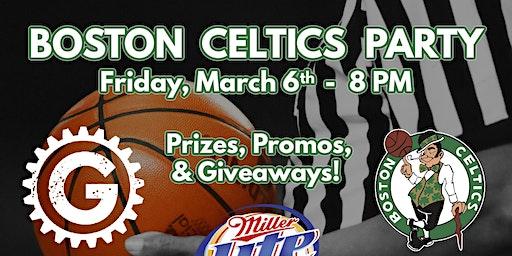 Celtics Party