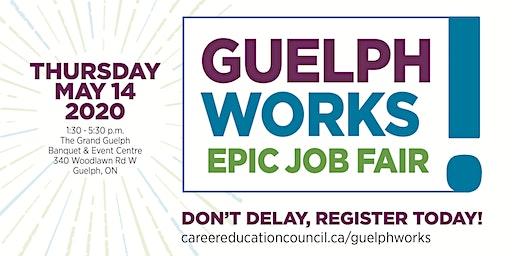 Guelph Works: Epic Job Fair (Job Seekers)