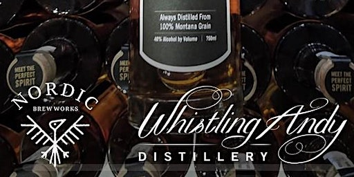 Whiskey Night with Whistling Andy Distillery
