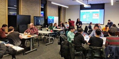Game Night at the Hesburgh Libraries