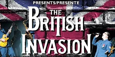 The British Invasion! tickets