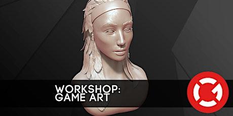 Game Art - Workshop am SAE Institute Köln tickets