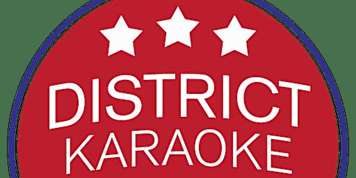 District Karaoke League Registration - Spring 2020 - II