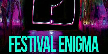 Ceegars - Festival Enigma 2020 boletos