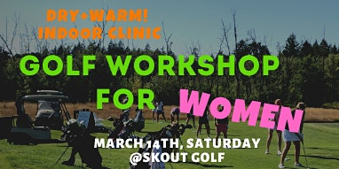 GOLF WORKSHOP FOR WOMEN - Happy Golfer Happy Life